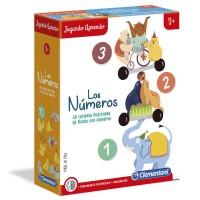CLEMENTONI - J'apprends les chiffres