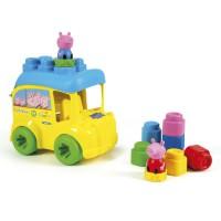 CLEMENTONI - Bus d'activité Clemmy Baby Peppa Pig
