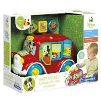 CLEMENTONI - Autobus interactif Disney Baby