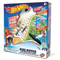 HOT WHEELS - Avion électronique Hot Wheels Dino Ripper