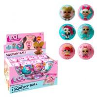 CERDA - LOL Ball assorti anti-stress assorti