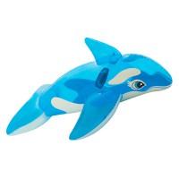 INTEX - Baleine transparente gonflable