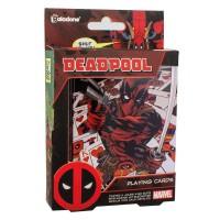 PALADONE - Jeu de cartes Marvel Deadpool