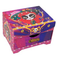 CYP BRANDS - Boîte à bijoux Catrinas Mariola