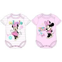 DISNEY - Corps de bébé assorti Disney Minnie
