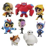 BANDAI - Big Hero 6 boîte surprise