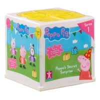 BANDAI - Boite surprise Peppa Pig