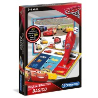 CLEMENTONI - Stylo interactif Disney Cars 3