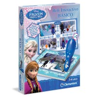 CLEMENTONI - Stylo interactif Disney Frozen