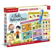 CLEMENTONI - Stylo interactif espagnol Mes premiers exercices