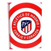 CYP BRANDS - Cahier Atletico Madrid
