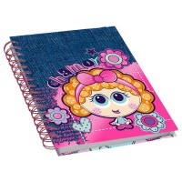 DISTROLLER - Cahier Chamoy A5