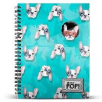 KARACTERMANIA - Cahier Oh My Pop Doggy A5