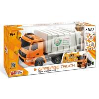 MONDO MOTORS - Voiture de contrôle radio camion poubelle