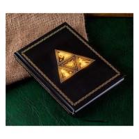 PALADONE - Bloc-notes rétro-éclairé Zelda Triforce