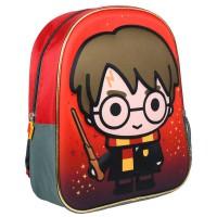 CERDA - Sac à dos Harry Potter 3D 31cm
