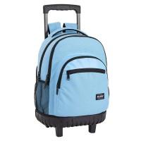SAFTA - Blackfit8 Blue compact trolley 45cm