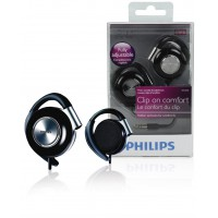Philips ear-clip headphone