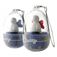 I-BUDDY EGG VERSION AILES ROUGE/ORANGE