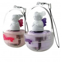 I-BUDDY EGG TWINS VERSION AILES VIOLET