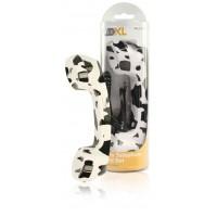 basicXL combiné téléphone rétro design vache