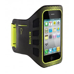 Belkin Brassard armband easefit sport pour iphone 4 et 4S