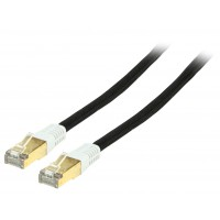 CABLE CROSS CAGE RJ45 5E 3M HQ