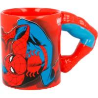 STOR - Tasse 3D de bras de Spiderman de merveille