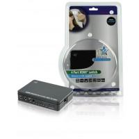 HQ commutateur HDMI® 4 ports