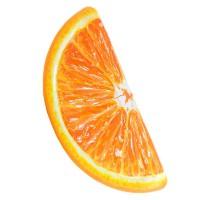 INTEX - Matelas orange