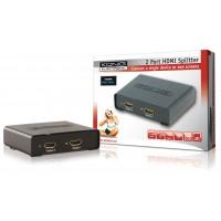 König répartiteur HDMI 2 ports