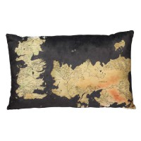 SD TOYS - Coussin Ponient Map de Game of Thrones