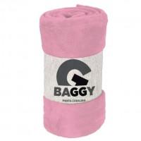 BAGGY - Couverture de corail rose baggy