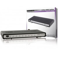 König répartiteur HDMI® 8 ports