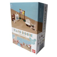 BANDAI - Kit de blanchisserie Haco Room