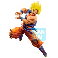 BANPRESTO - Dragon Ball Super Super Saiyan Fils Goku Z Battle 15cm