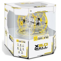 MONDO MOTORS - Drone Ultradrone Ball X6 radiocommande