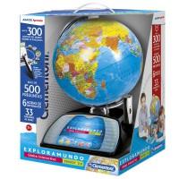 CLEMENTONI - Explorez le monde Premium Interactive Globe