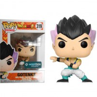 FUNKO - Figurine POP Dragon Ball Super Gotenks Exclusive