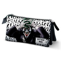 KARACTERMANIA - DC Comics Trousse à crayons triple Batman Joker