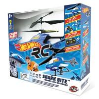 HOT WHEELS - Hélicoptère de contrôle radio Hot Wheels Shark Bite