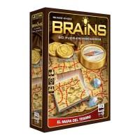 SD GAMES - BRAINS Treasure Map Jeu de société