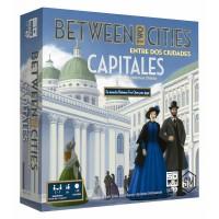 SD GAMES - Jeu de société Entre deux villes entre deux capitales