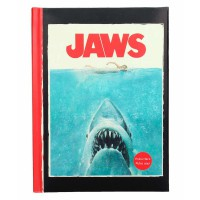 SD TOYS - Cahier léger Jaws