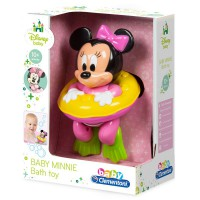 CLEMENTONI - Jouet de bain Disney bébé Minnie