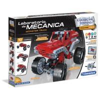 CLEMENTONI - Laboratoire mécanique Monster Truck