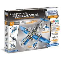 CLEMENTONI - Laboratoire mécanique d'aéronefs et d'hélicoptères