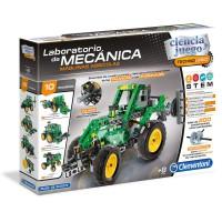 CLEMENTONI - Laboratoire mécanique de machines agricoles
