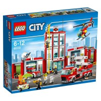 LEGO - Lego City Fire Station