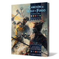 EDGE - Jeu de livre Game of Thrones édition Song and Ice / Fire Edition